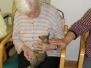 [22.3.2015] Felinoterapie v domově seniorů